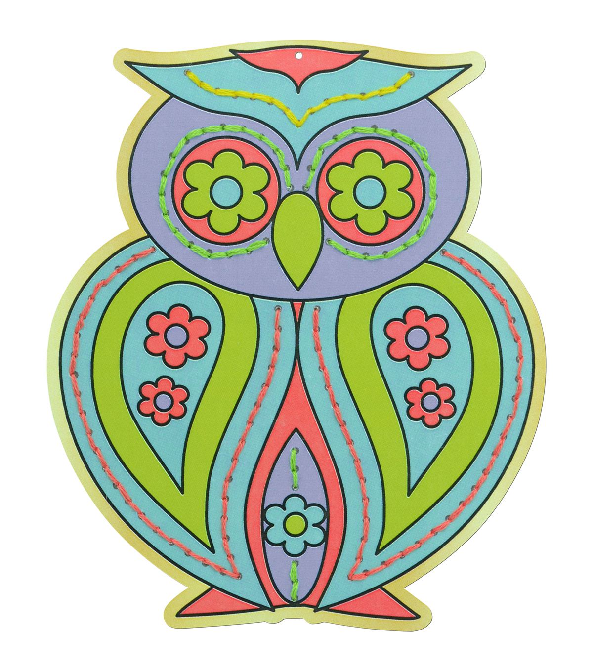 Little Makers™ Paint and Stitch Kit- Owl