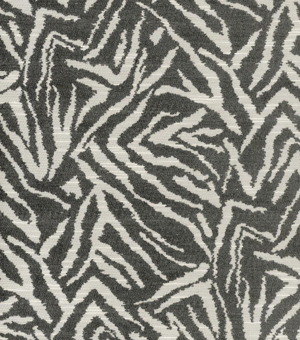 P/K Lifestyles Upholstery Fabric 55\u0022-Animal Kingdom/Zinc