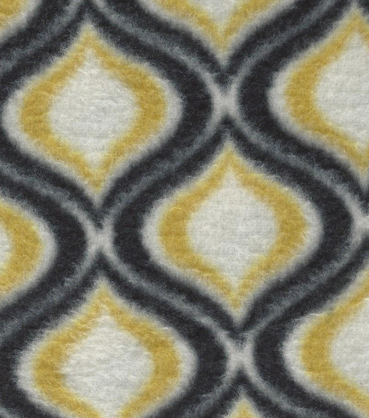 Anti-Pill Fleece Fabric Swivel Oro
