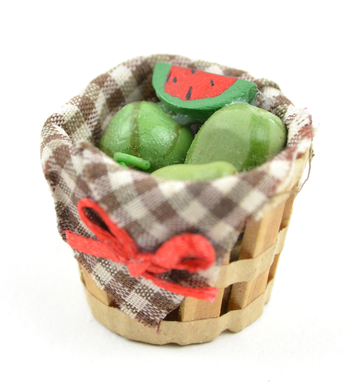 Bloom Room Littles Basket of Watermelons
