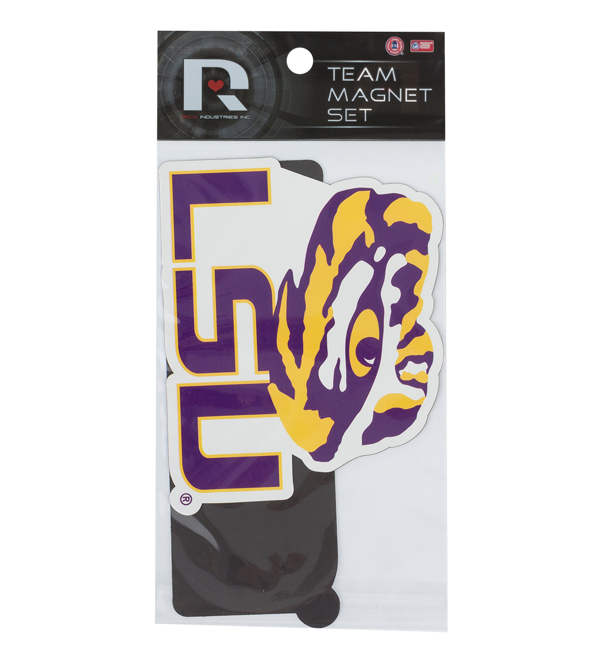 Louisiana State University Tigers Magnet