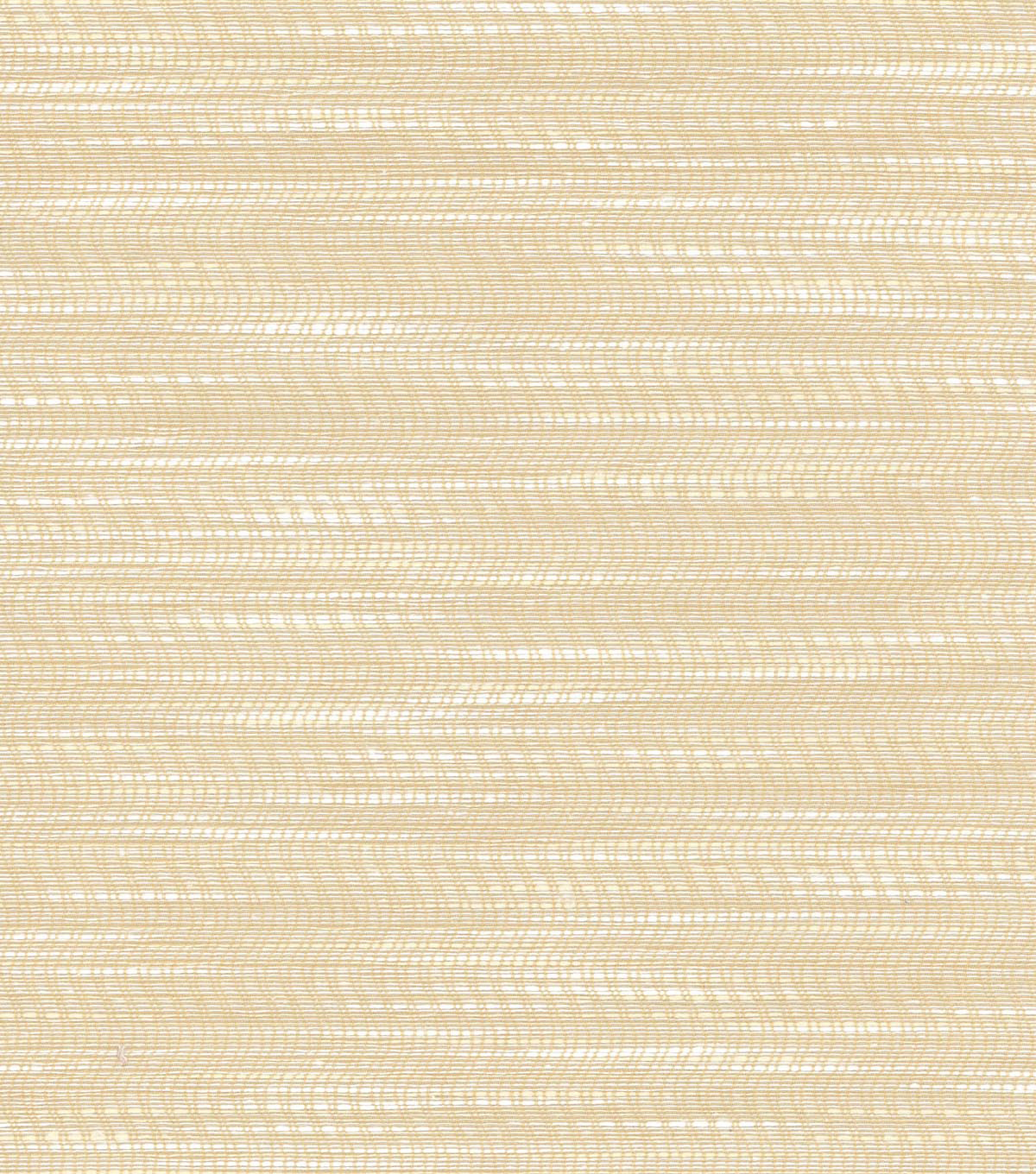 P/K Lifestyles Upholstery Fabric 56\u0022-Shimmy/Parchment