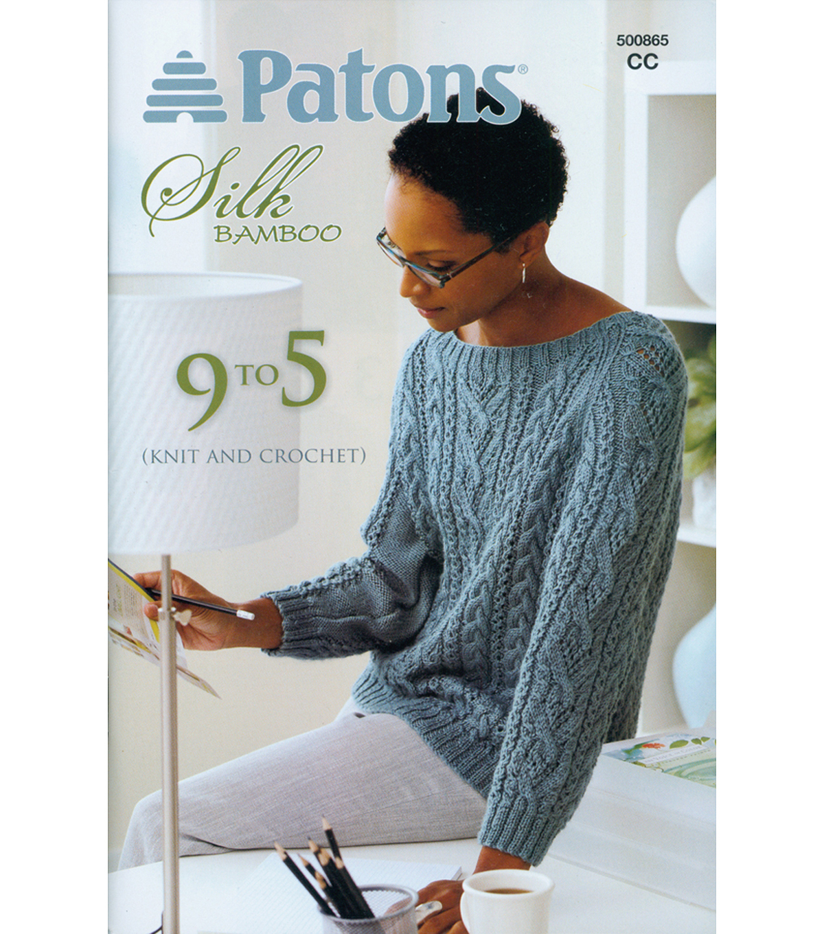 Patons-9 To 5-Silk Bamboo