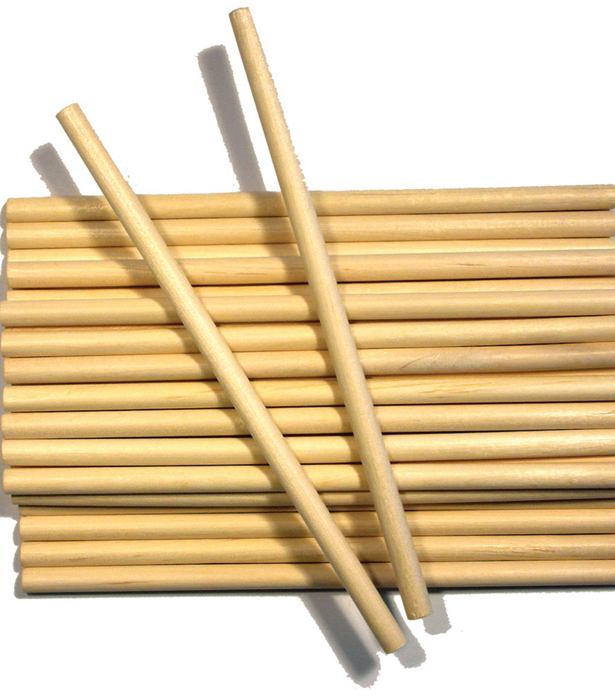 Wood Craft Dowels-1/4\u0022X6\u0022 30/Pkg