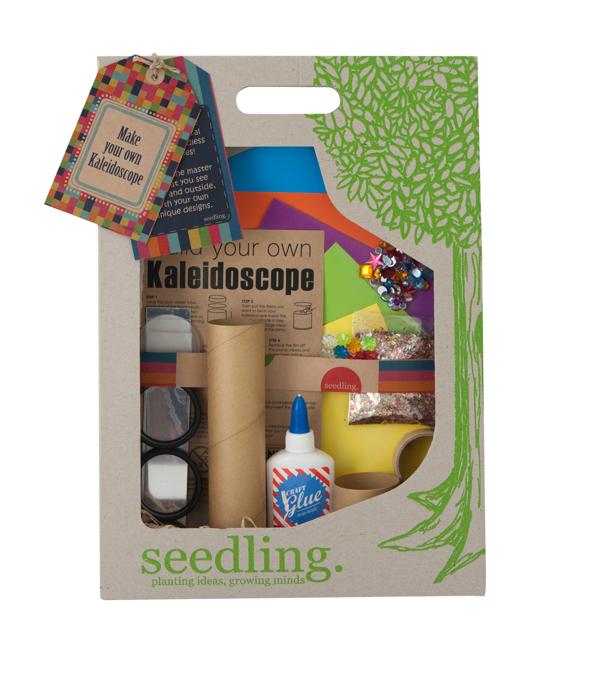 Seedling - Make your own Kaleidoscope