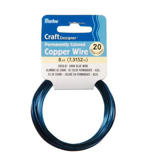 Darice Craft Designer 20 Gauge Wire