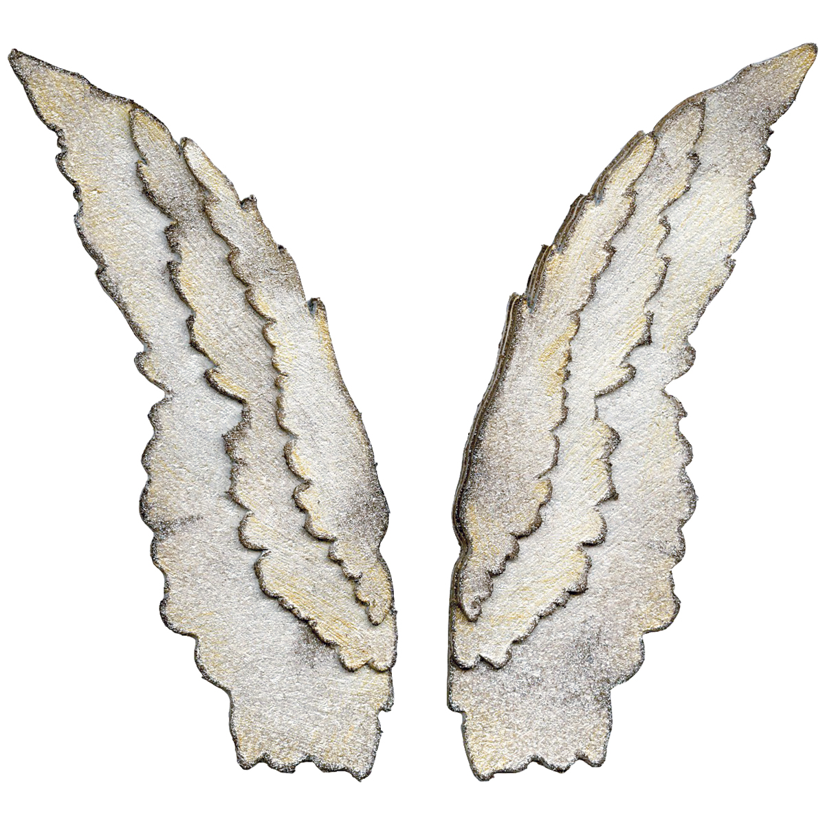 Sizzix Bigz Die By Tim Holtz Layered Angel Wings