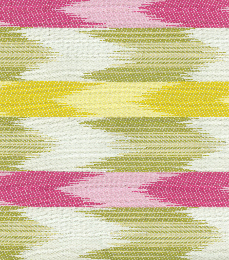 Waverly Upholstery Fabric-Whisked Away/Citrus
