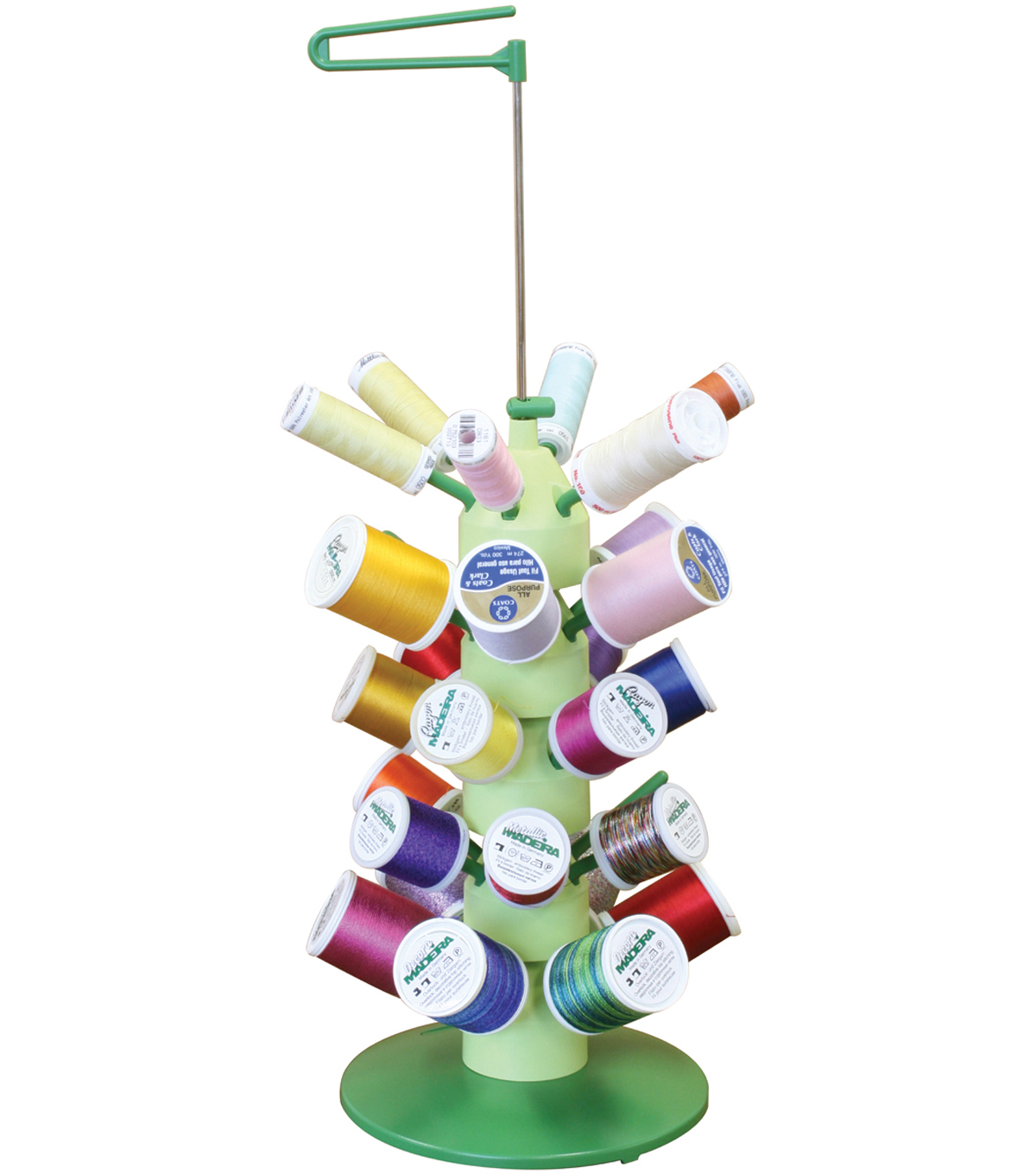 Clover-Nancy Zieman Stack 'n Stitch Thread Tower