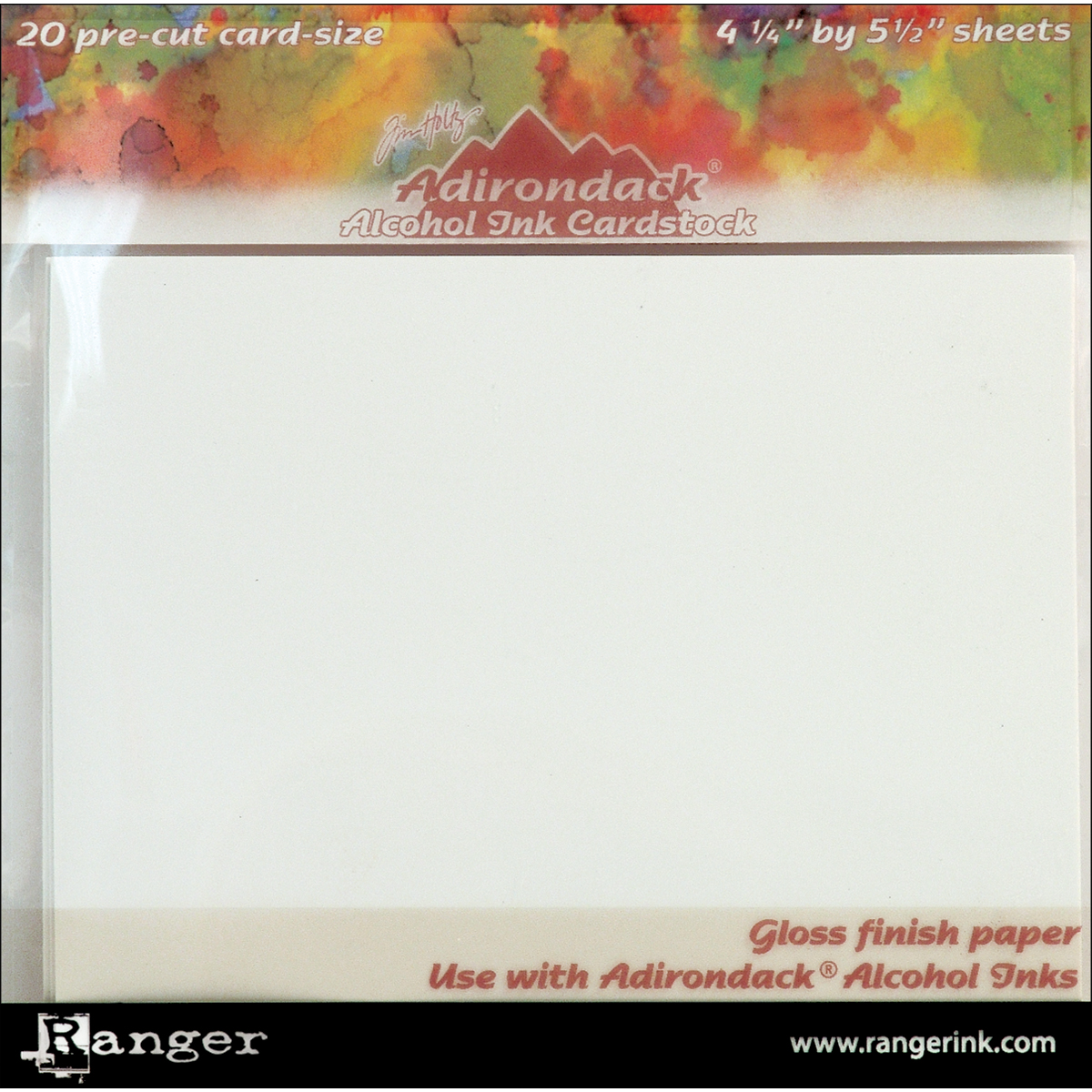 Cream colored cardstock paper studio - More Colors Available Ranger Adirondack Alcohol Ink Cardstock