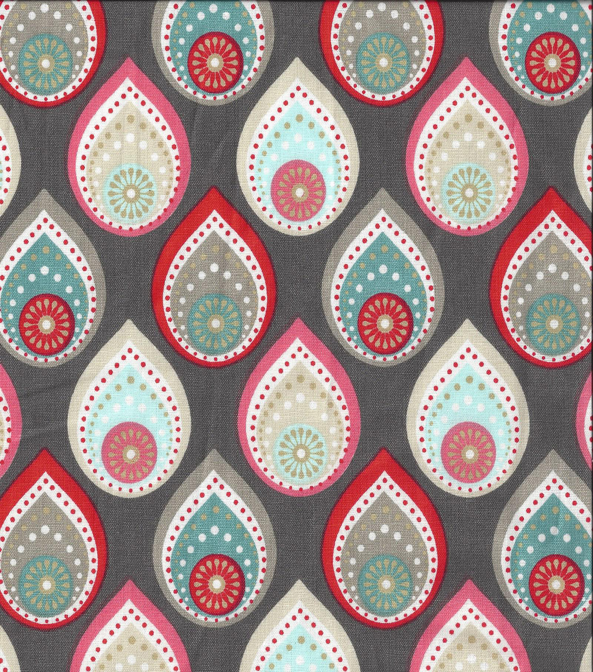 Keepsake Calico™ Cotton Fabric 43\u0022-Kani Sterling
