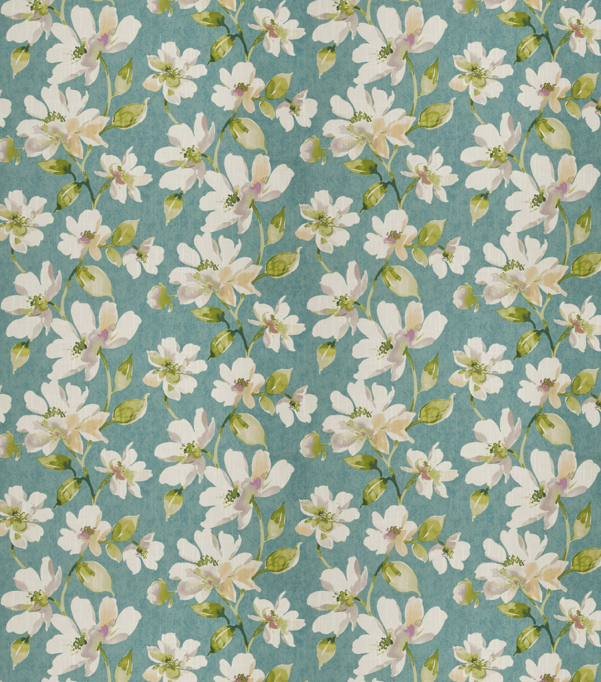 "SMC Designs Upholstery Fabric 54""-Benito/ Tropical Blue"