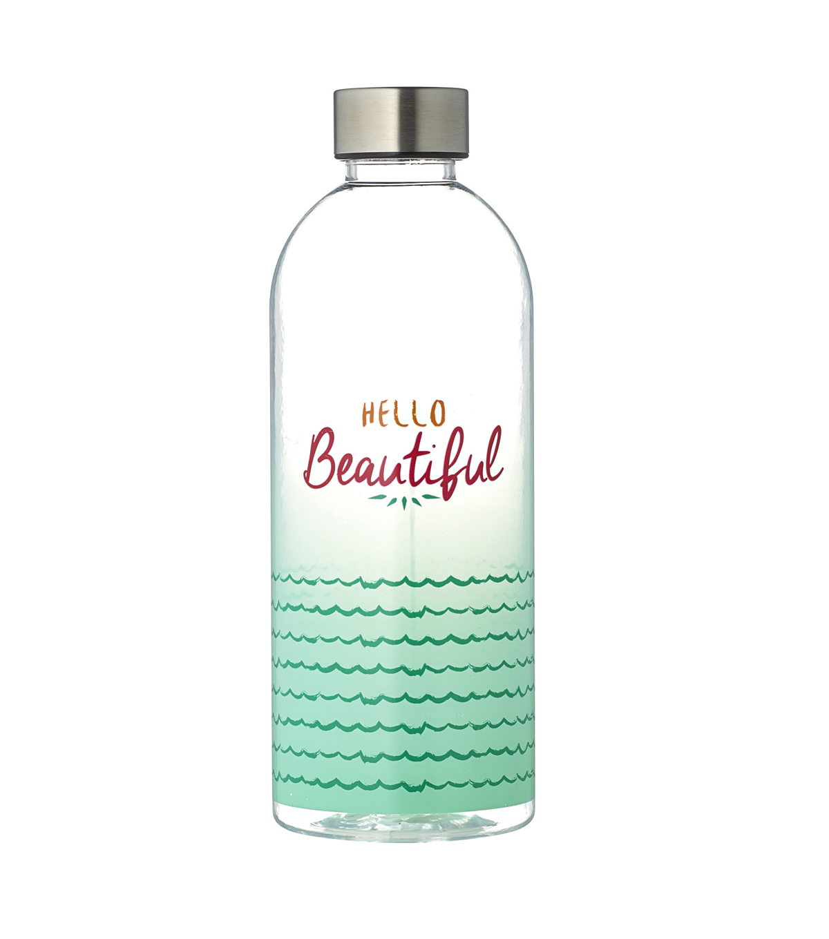 Summer 33oz. Beverage Hydration Container-Hello Beautiful