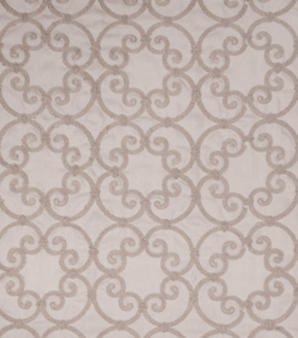 "Home Decor 8""x8"" Fabric Swatch-Print Fabric Eaton Square Ancestry Gold"