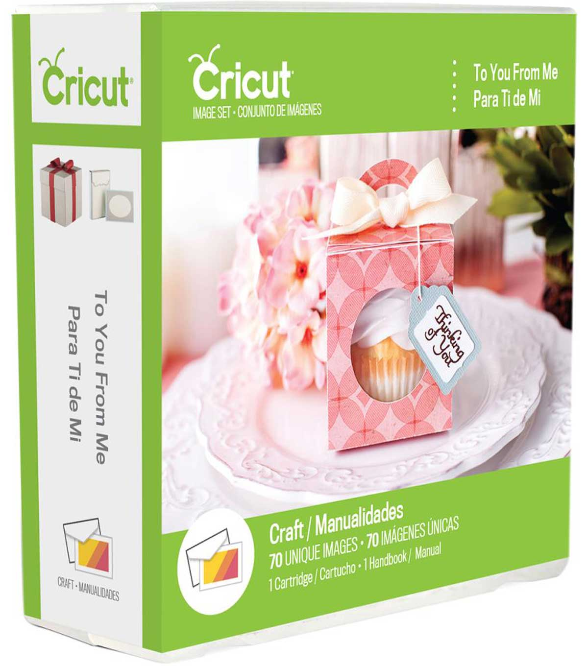 Cricut® Cartridge To You From Me