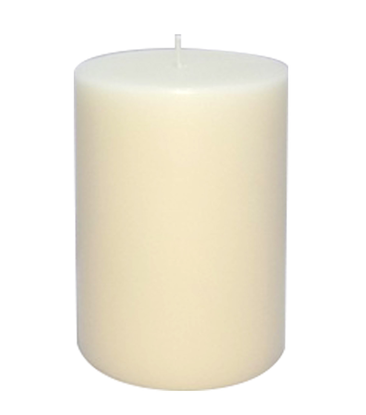 Maker\u0027s Holiday 3\u0027\u0027x4\u0027\u0027 Silver Birch Scented Pillar Candle-Cream