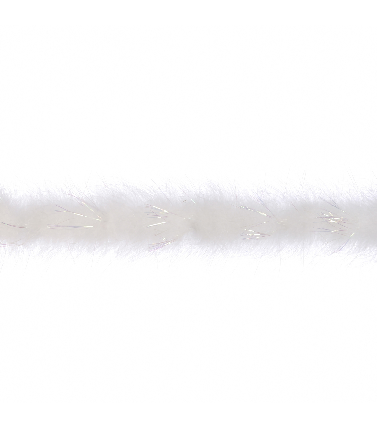 Opal Marabou Feather Boa