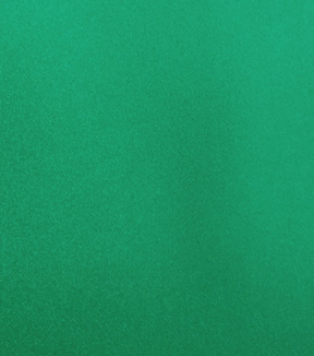 Silky Solid Fabric-Emerald Charmeuse