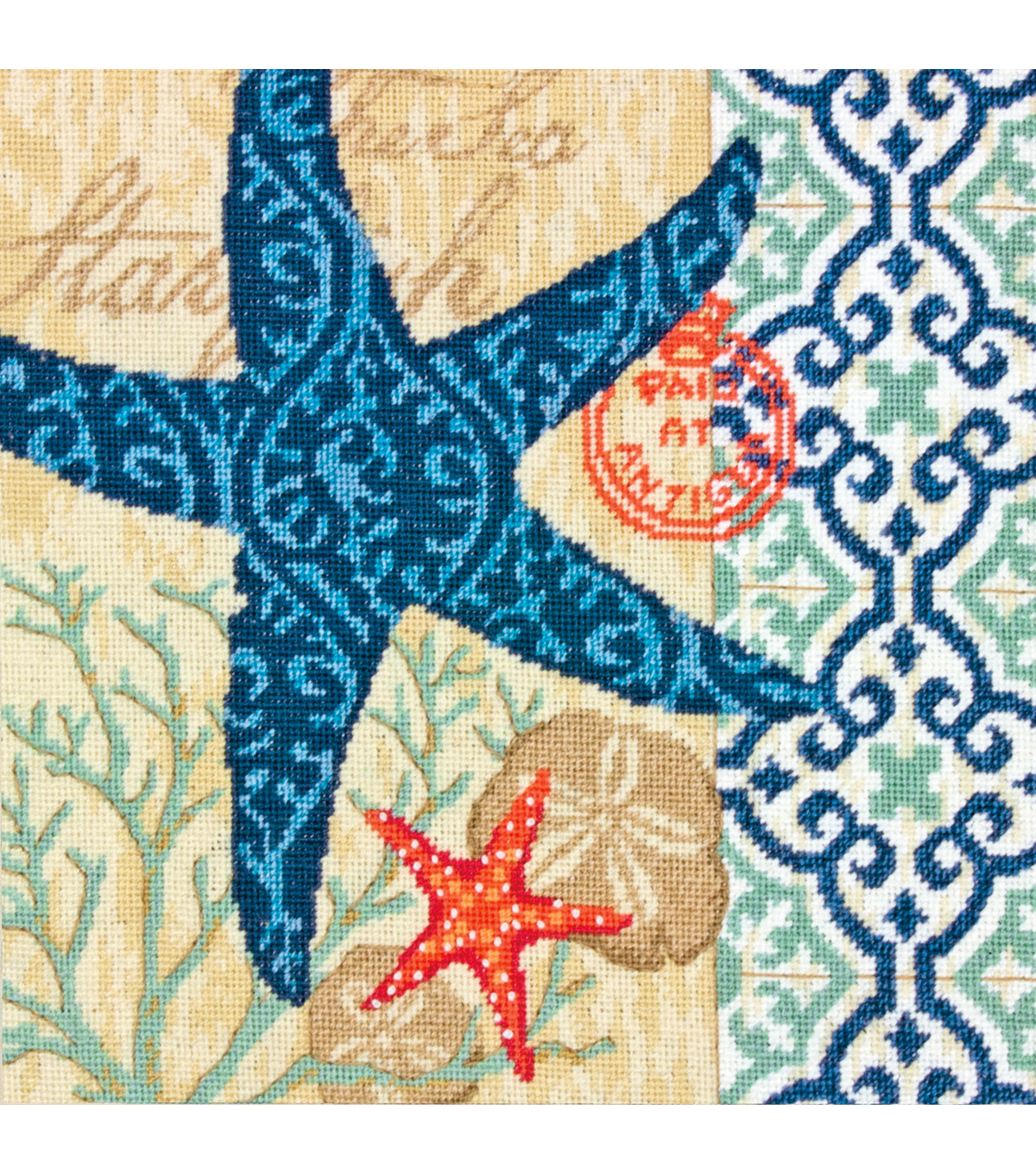 Dimensions Needlepoint Kit Starfish