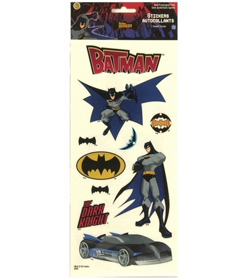 Batman Stickers/Borders