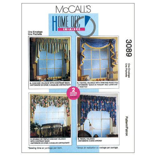 McCall's Home Design Home Designs-M3089