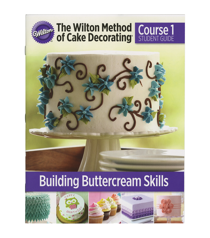 Wilton cake decorating classes cake decorating joann wilton lesson plan in english course 1 junglespirit Choice Image