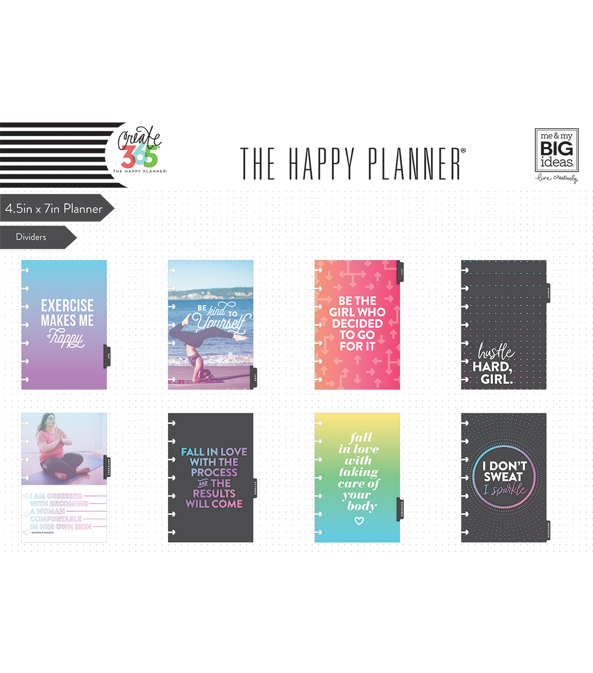 Create 365 The Happy Planner™ Mini Planner Fitness