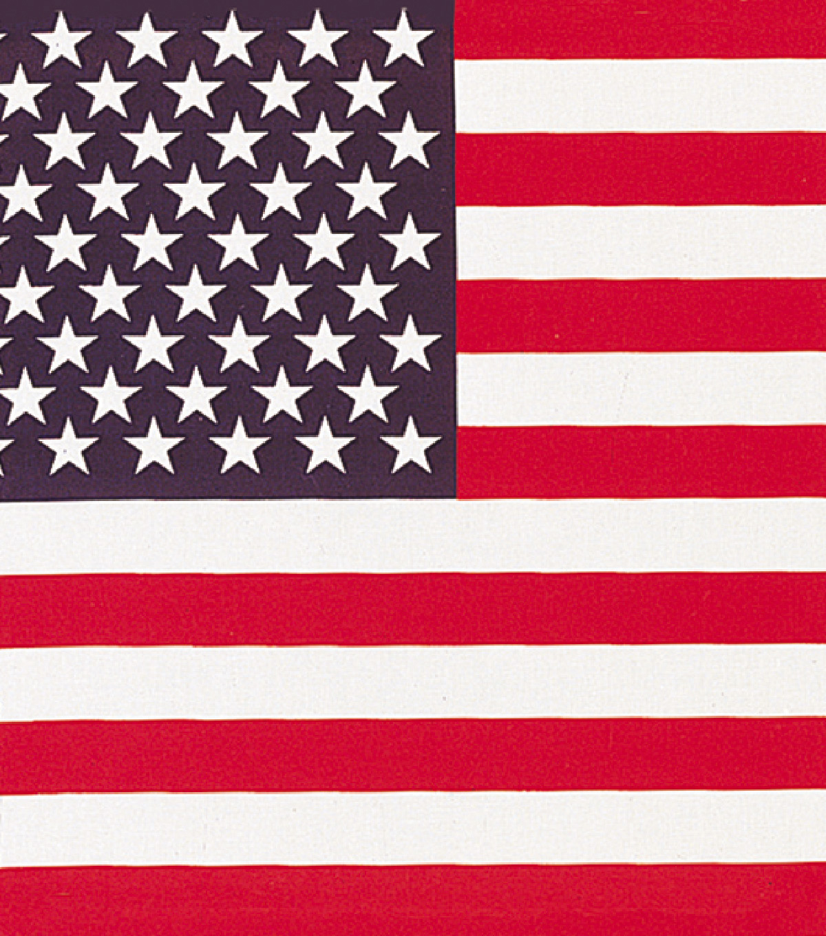 Have-A-Hank Bandanna 22\u0022X22\u0022-Tossed American Flag