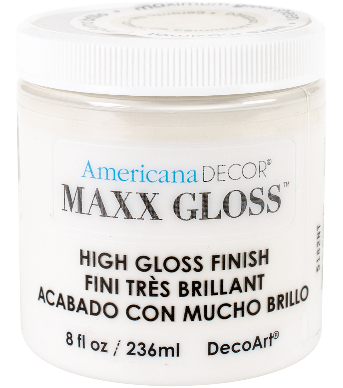 DecoArt Maxx Gloss Acrylic Paint 8oz