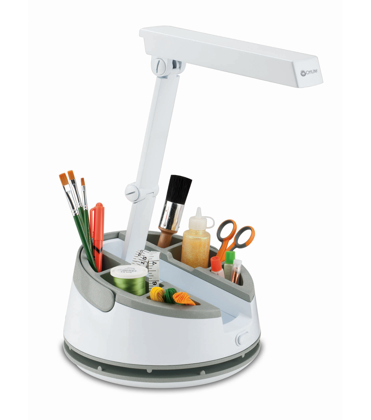 OttLite High Definition Craft Caddy Lamp 13W