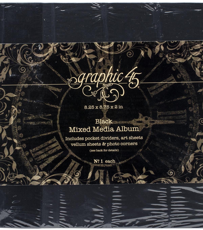 graphic 45 staples mixed media album joann wedding ceremony invitation - Staples Graduation Invitations