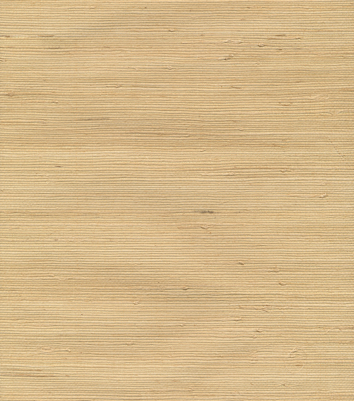Isamu Cream Grasscloth Wallpaper Sample