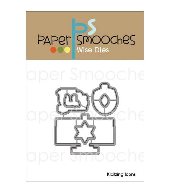 Paper Smooches Wise Die-Kibitzing