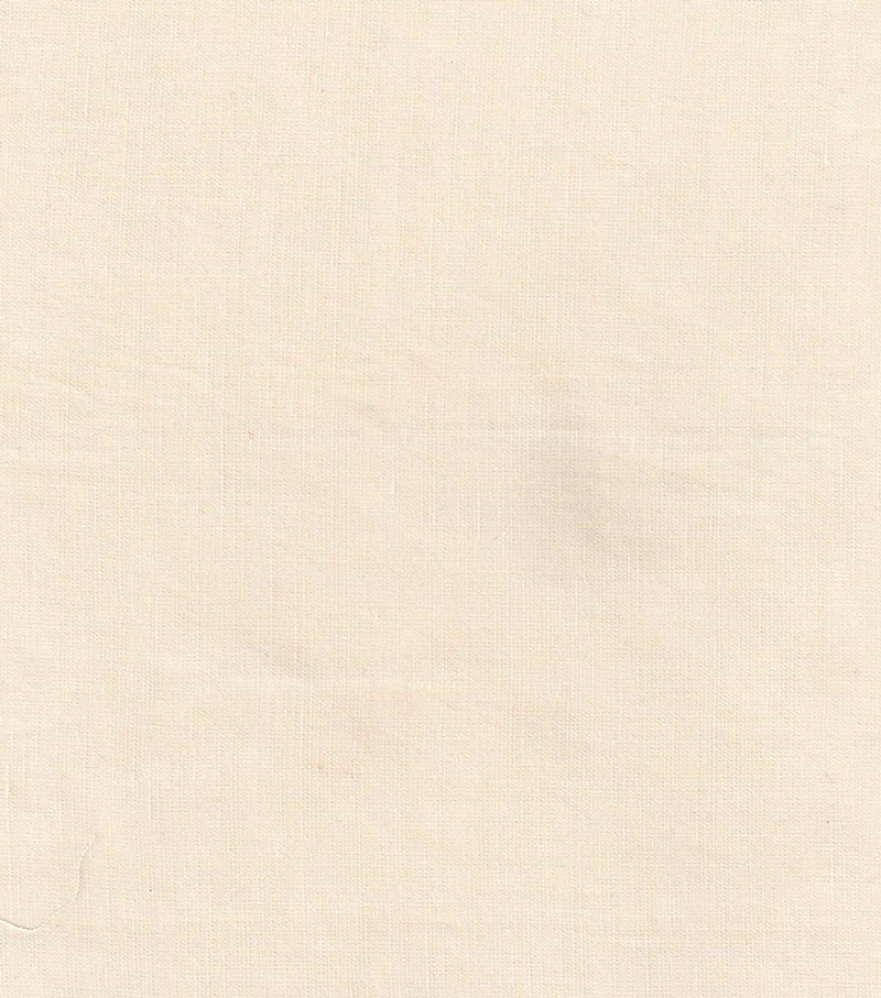 Nicole Miller Solid Linen Blend Fabric-White Swan