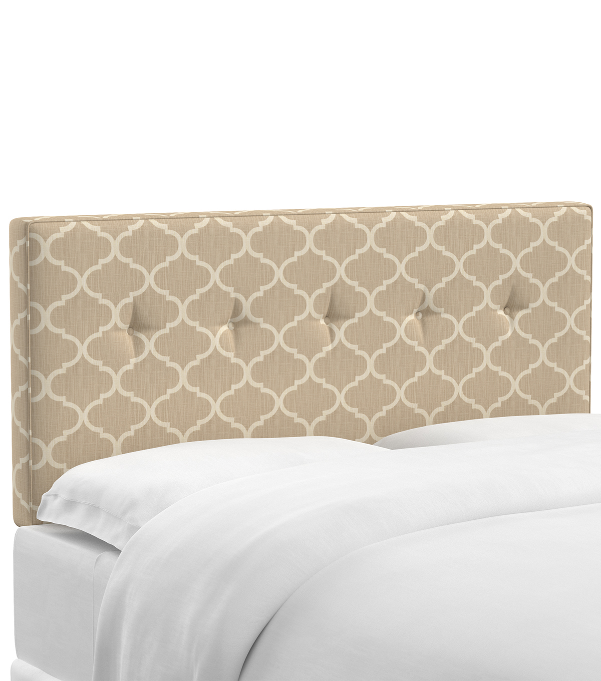 Skyline Furniture Five Button Headboard-Twin