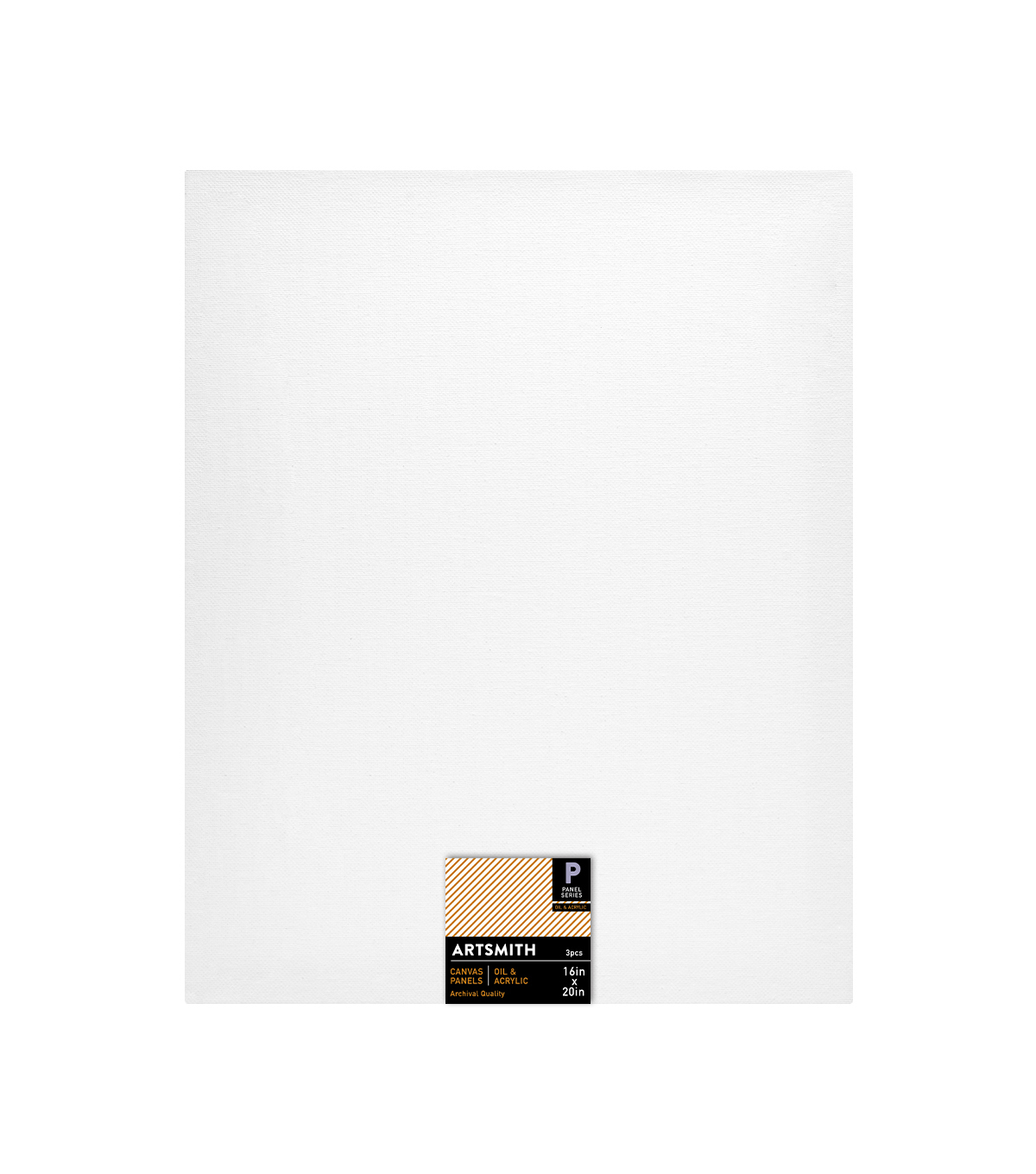 Value Pack Canvas Panels-16\u0022x20\u0022 3PK