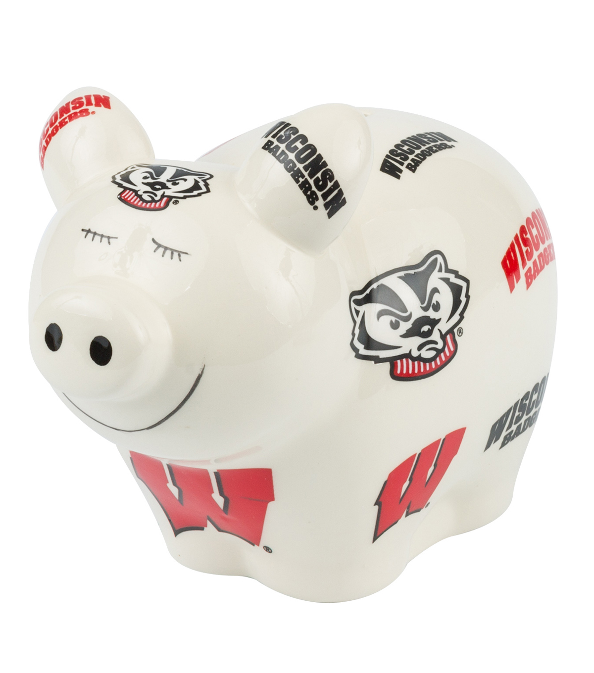 University of Wisconsin Badgers Piggy Bank