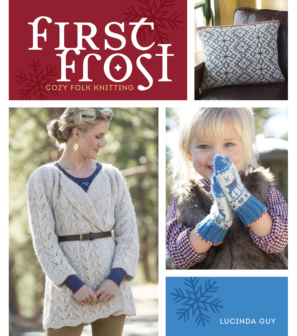 First Frost Softcover Knitting Book