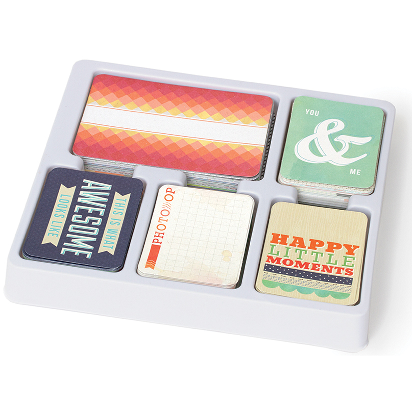 American Crafts Project Life Coral Edition Core Kit