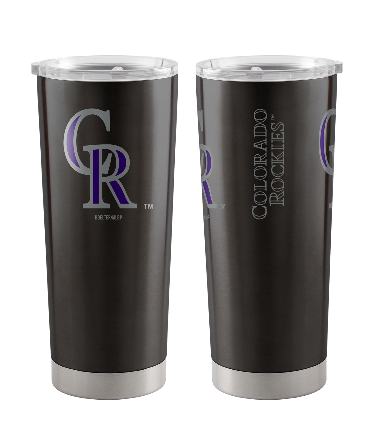 Colorado Rockies 20 oz Insulated Stainless Steel Tumbler