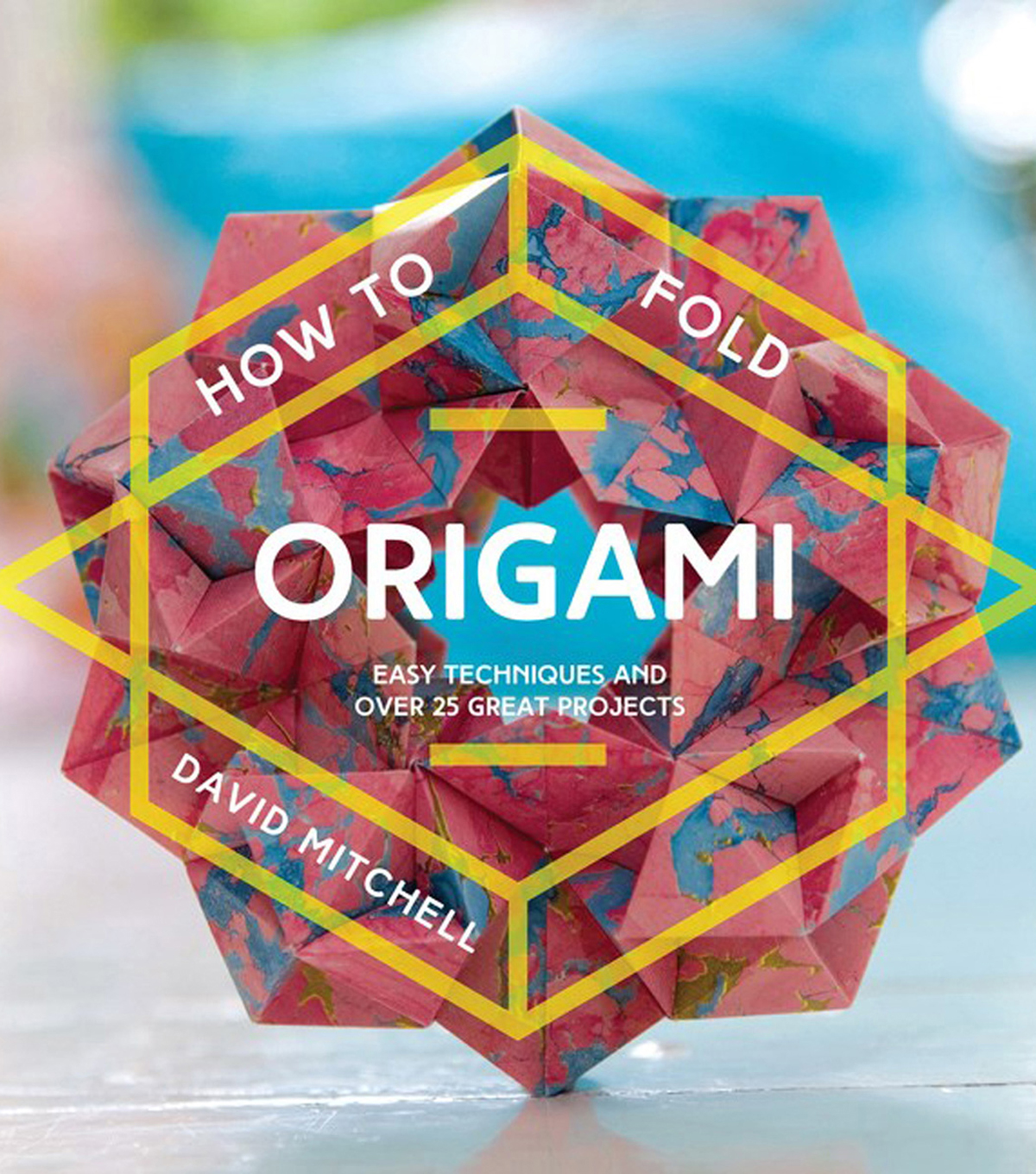 How To Fold Origami Book
