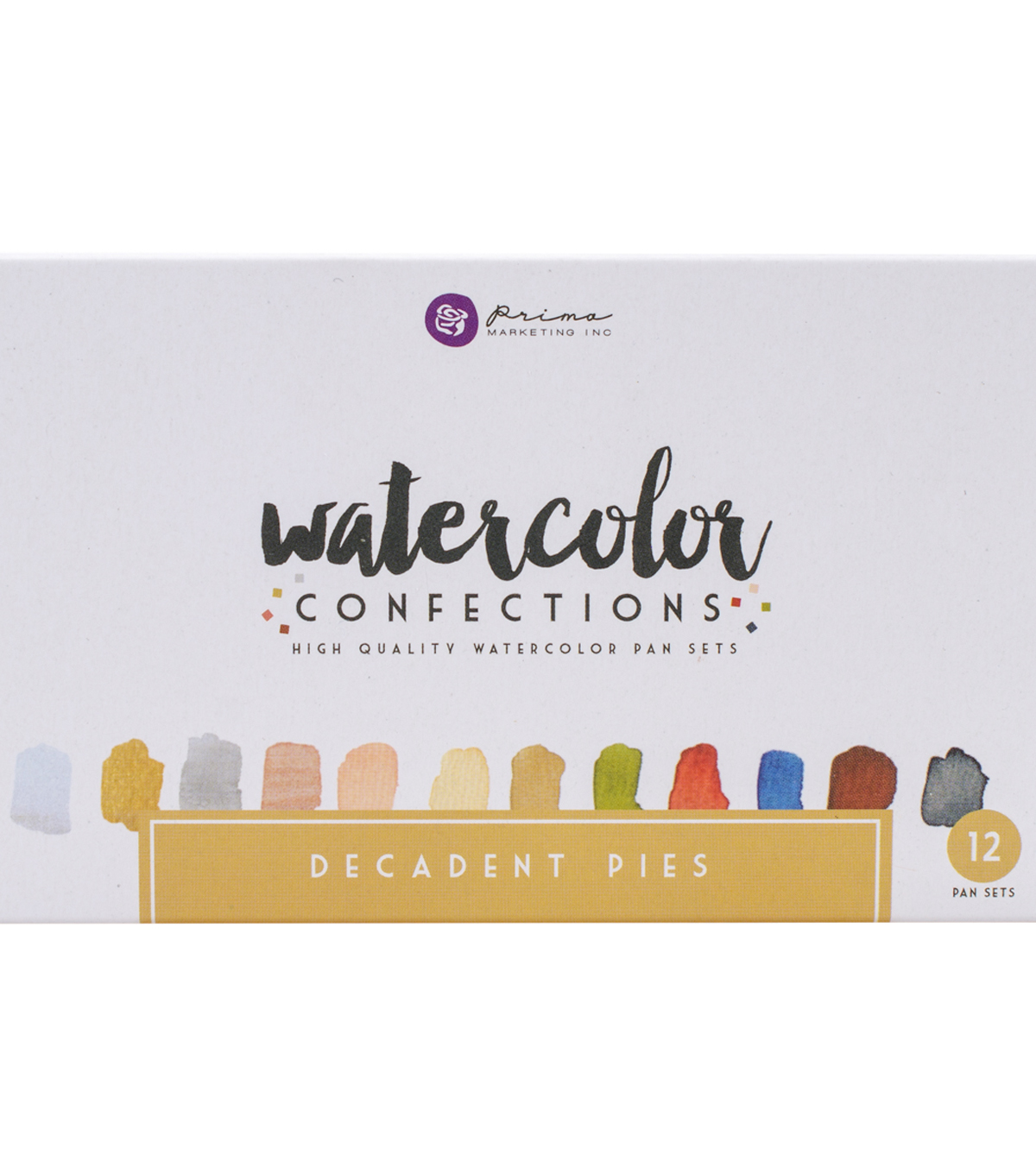 Decadent P-watercolor Confectns