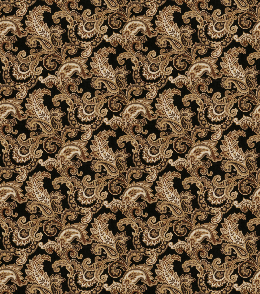 "SMC Designs Upholstery Fabric 54""-Dandy/ Ebony"