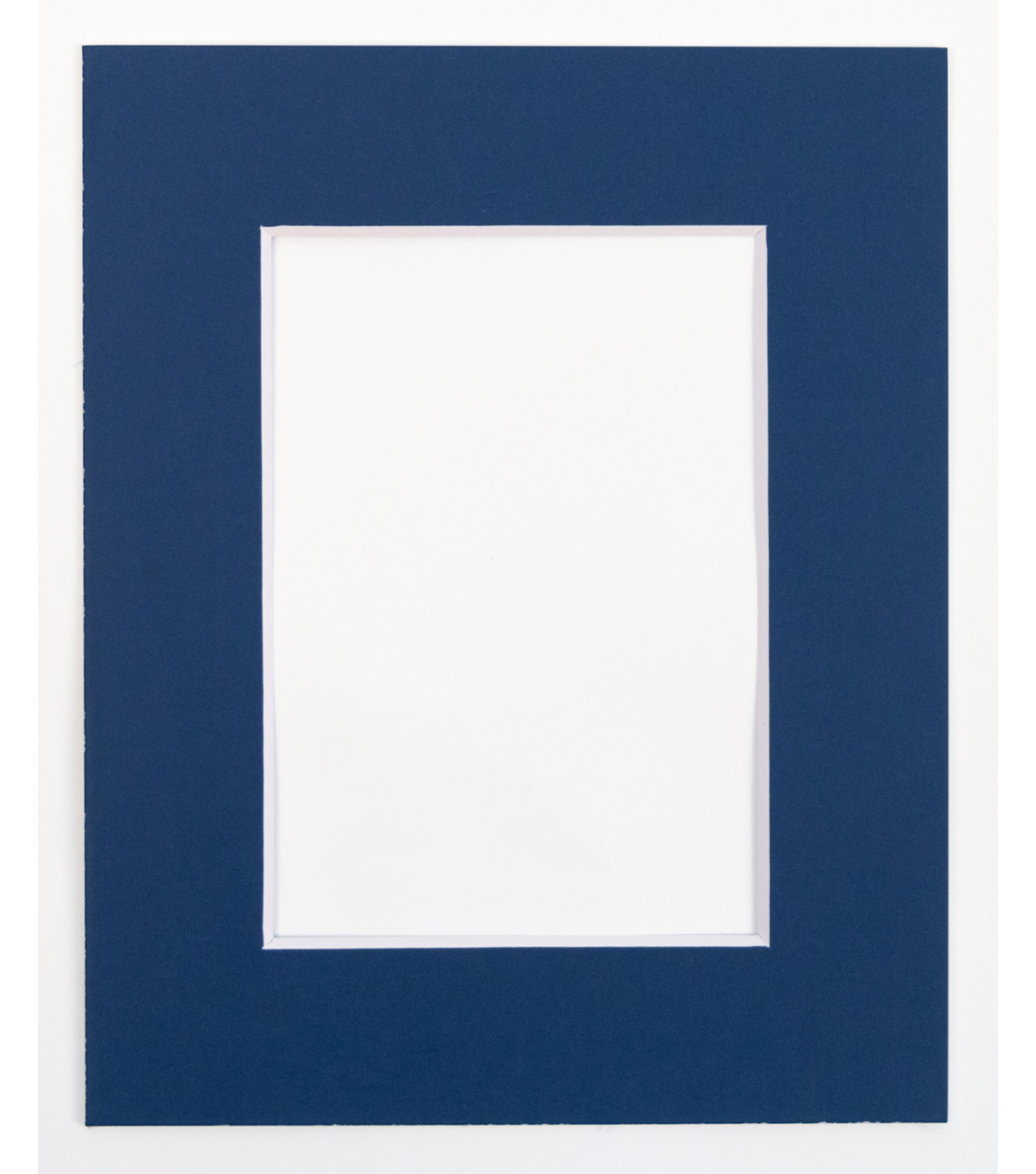 Framing Mat 8X10-Navy