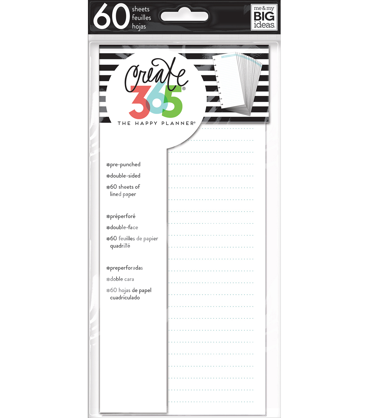 Create 365 The Happy Planner™ Paper