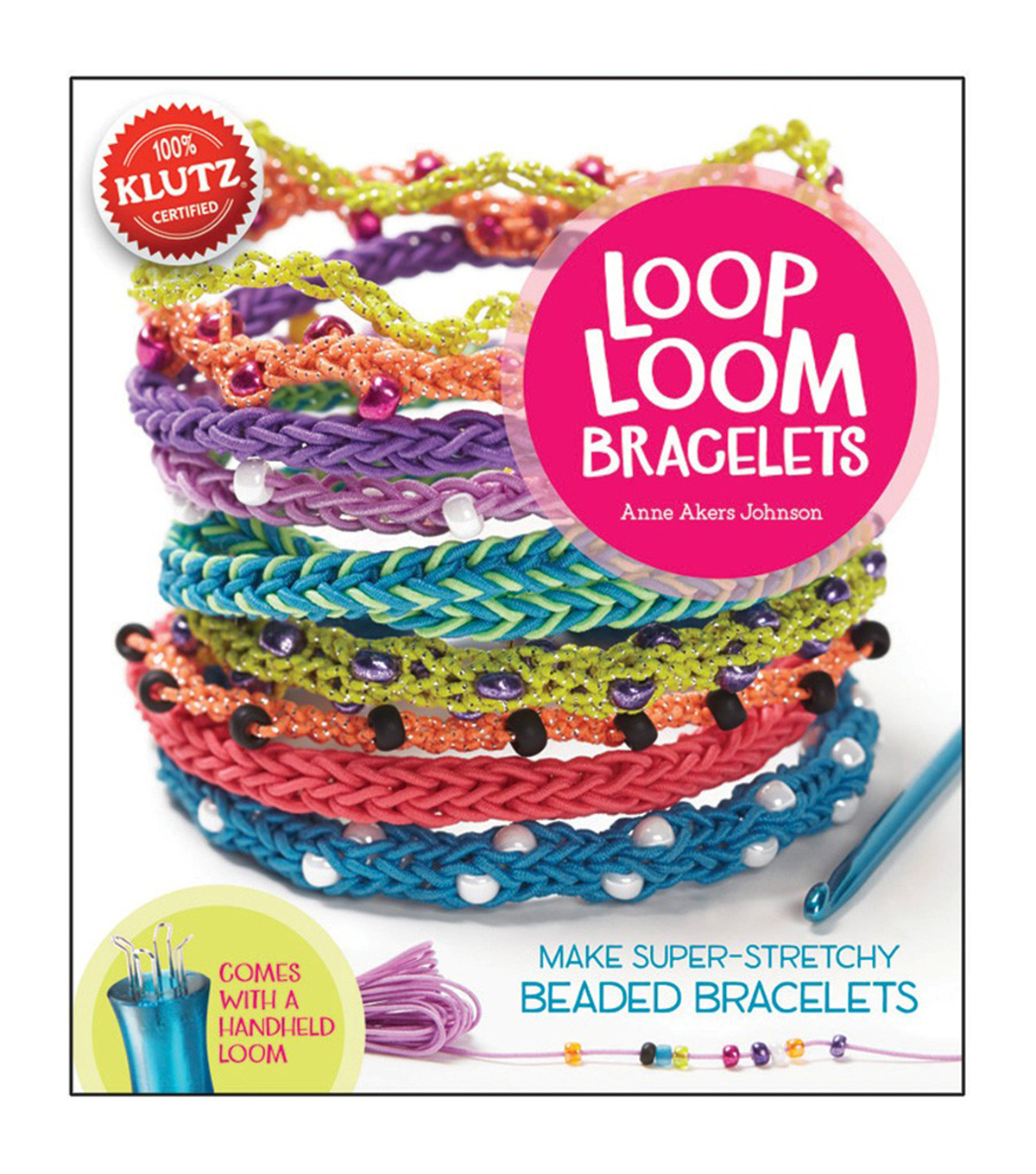 Klutz Loop Loom Book Kit