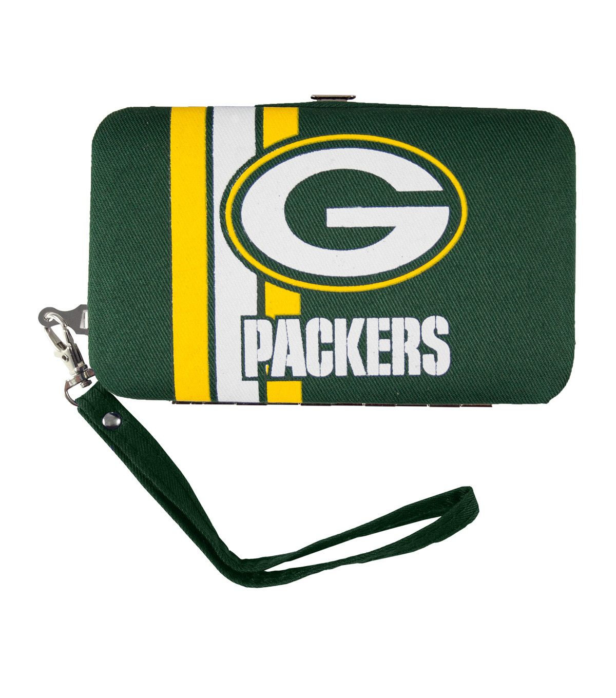 Green Bay Packers Shell Wristlet