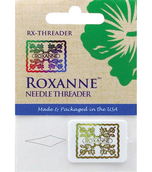 Roxanne Logo Needle Threader-1/pkg