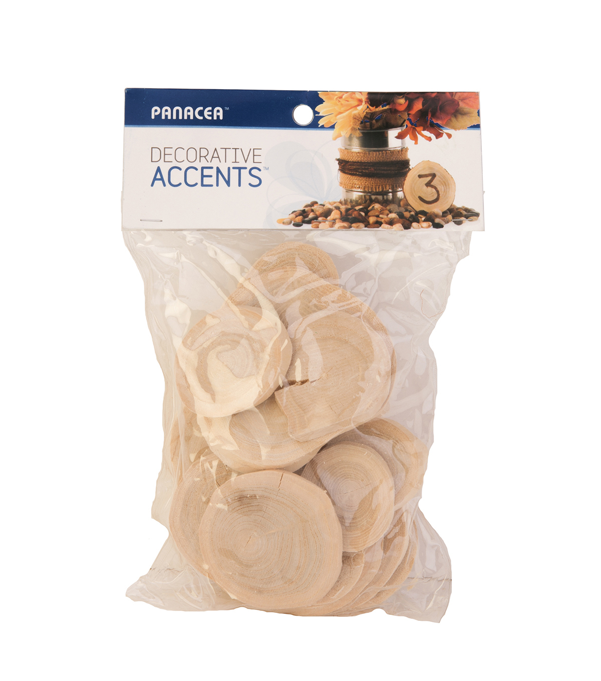 Panacea Products-Natural Wood Slices