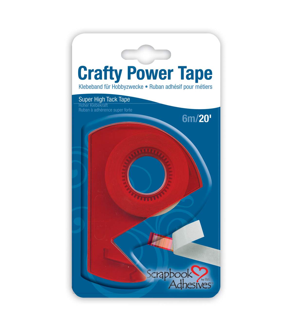 Scrapbook Adhesives 20\u0027 Photo Tape